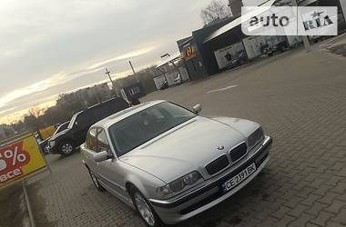 BMW 730 2000 в Чернівцях