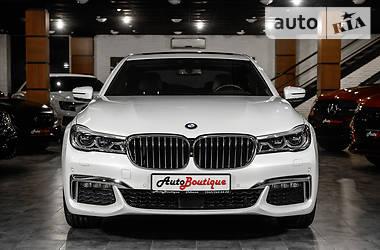 Седан BMW 730 2017 в Одессе