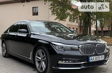 Седан BMW 730 2016 в Ивано-Франковске