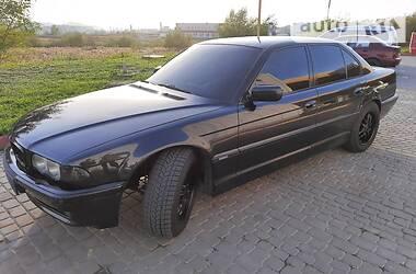 BMW 735 2001 в Львове