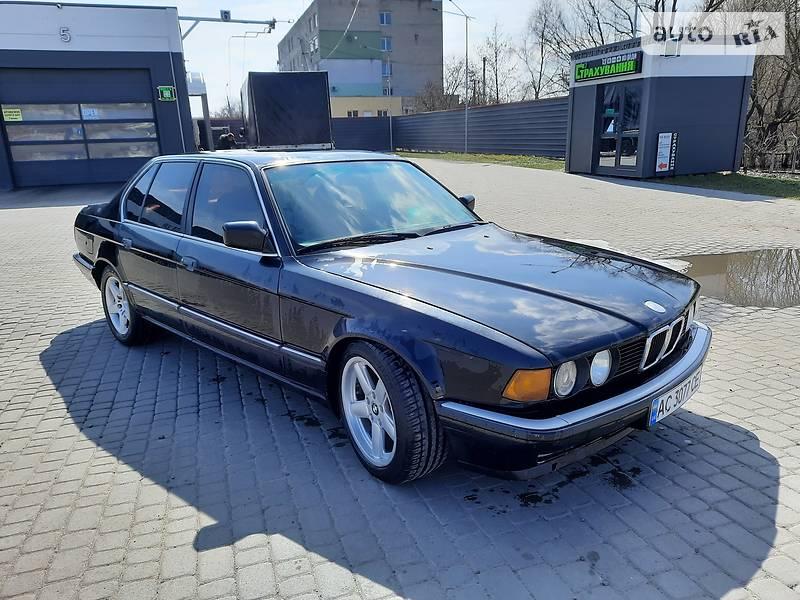 BMW 735 1991 в Ковеле