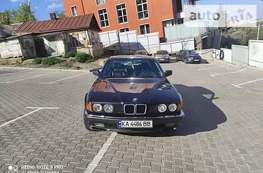 Седан BMW 735 1990 в Киеве