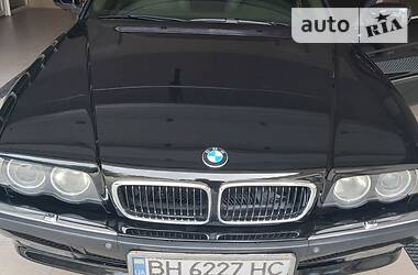 Седан BMW 735 1999 в Балте