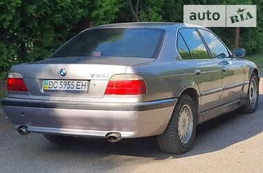 Седан BMW 735 1998 в Львове