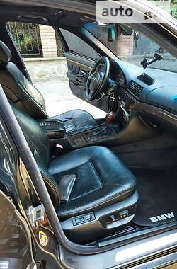 Седан BMW 735 1997 в Киеве
