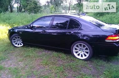 BMW 740 2006