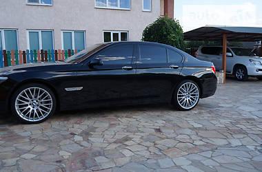 BMW 740 2011