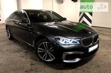BMW 740  2017