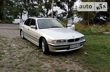 BMW 740 2001