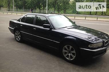 BMW 740 2001 в Киеве