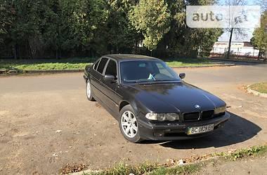 BMW 740 2000 в Львове