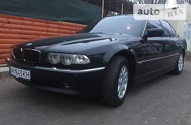 BMW 740 2000 в Мариуполе