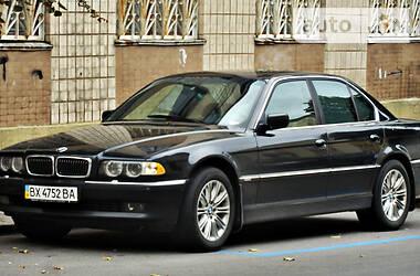BMW 740 1999 в Хмельницком