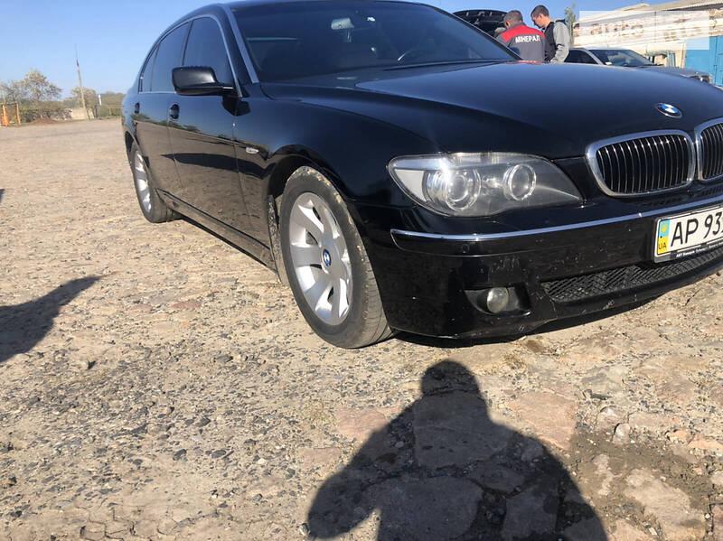 BMW 740 2005 в Запорожье