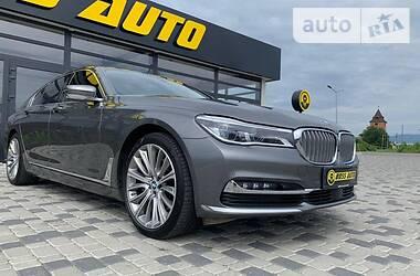 BMW 740 2017 в Мукачево