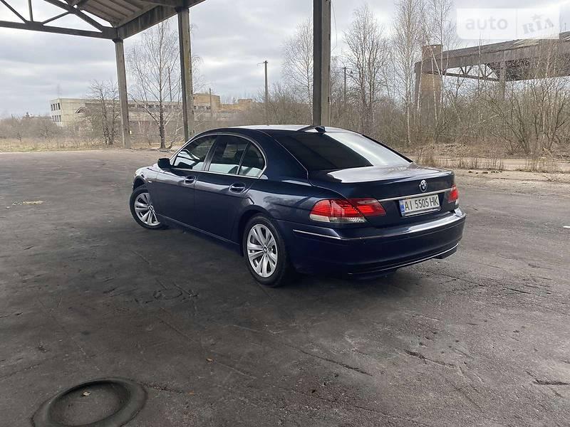 BMW 740 2007 в Иванкове