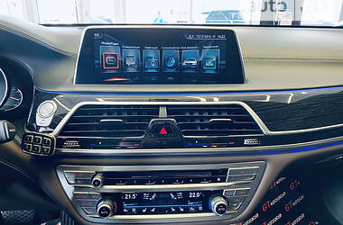 BMW 740 2017 в Киеве