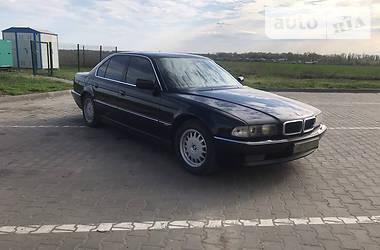 Седан BMW 740 1998 в Харькове