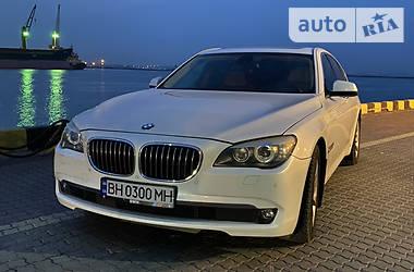 Седан BMW 740 2011 в Одессе