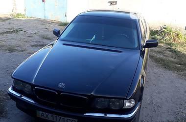 Седан BMW 740 1999 в Каменском
