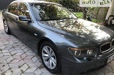 Седан BMW 740 2003 в Рівному