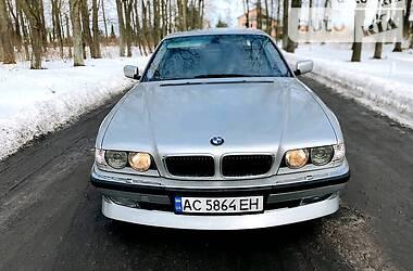 Седан BMW 740 2001 в Луцке