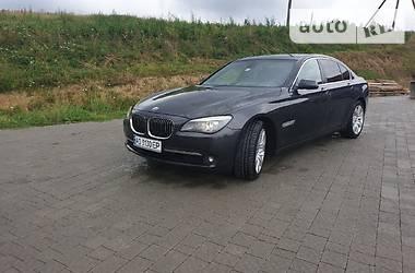 Седан BMW 740 2011 в Ужгороде