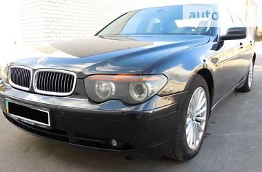 BMW 745 2002 в Северодонецке