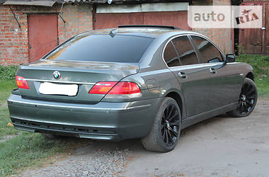 BMW 745 2008