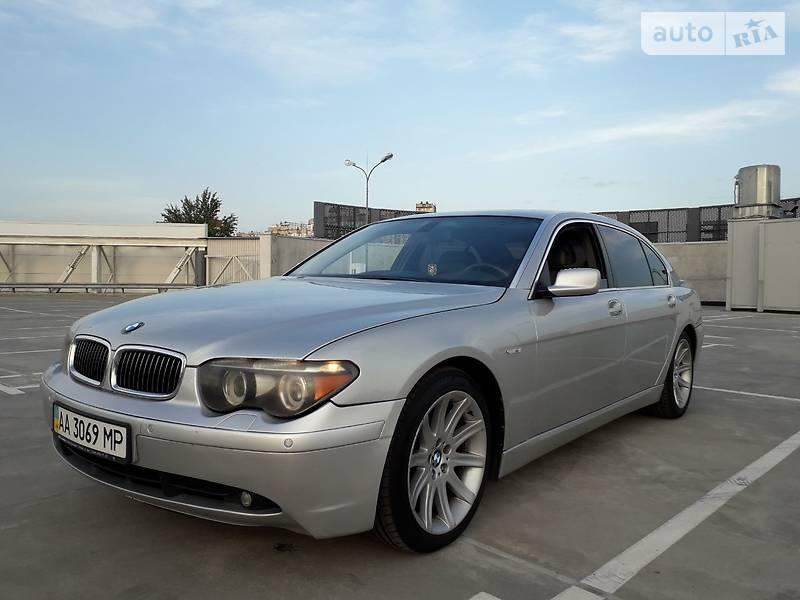 BMW 745 2005 в Киеве