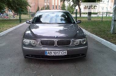BMW 745 2002 в Виннице