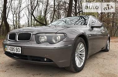 BMW 745 2002 в Коломые