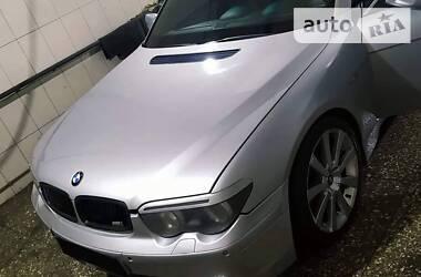 BMW 745 2002 в Харькове