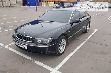 BMW 745 2003 в Запорожье