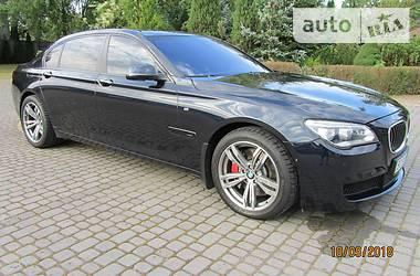 BMW 750 2014 в Львове