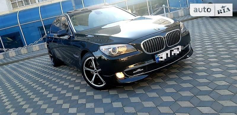 BMW 7 серия 2010 года в Одессе