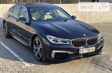 BMW 750 2016 в Черновцах