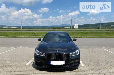BMW 750 2016 в Ужгороде