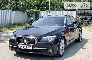 BMW 750 2010 в Житомире