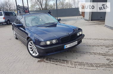 BMW 750 1998 в Черновцах