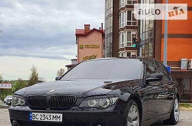 BMW 750 2006 в Львове