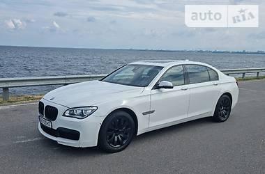 Седан BMW 750 2014 в Киеве