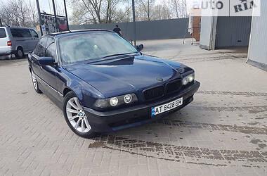 Седан BMW 750 1998 в Черновцах