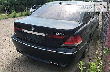 BMW 760 2003 в Львове