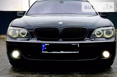 Седан BMW 760 2005 в Ивано-Франковске