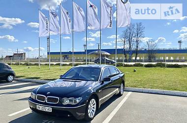 BMW 760 2003 в Харкові