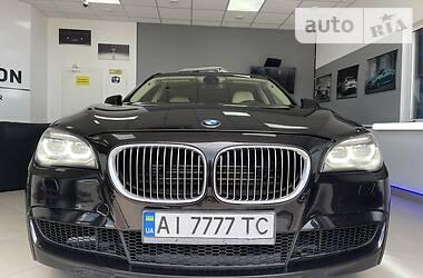 Седан BMW Active Hybrid 7 2010 в Киеве