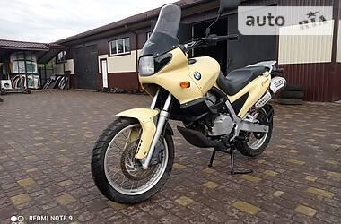 Мотоцикл Внедорожный (Enduro) BMW F 650 1997 в Луцке