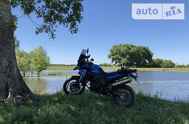 Мотоцикл Многоцелевой (All-round) BMW F 800 2014 в Киеве