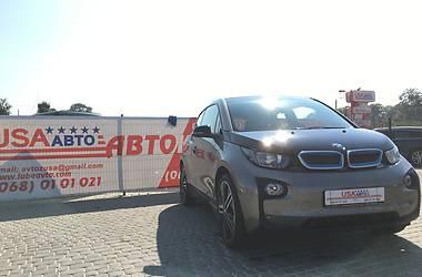 BMW I3 2016 в Львові